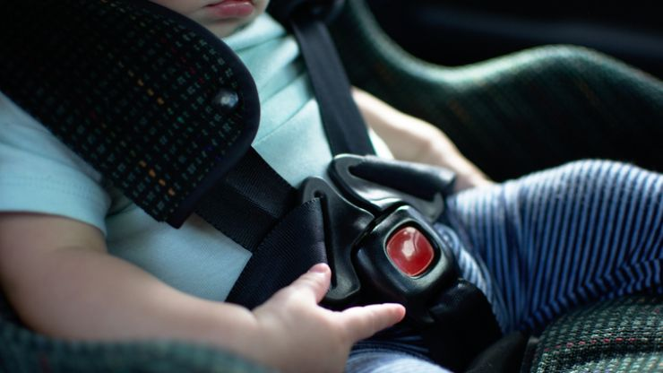 Research say that babies should only sleep in car seats when travelling