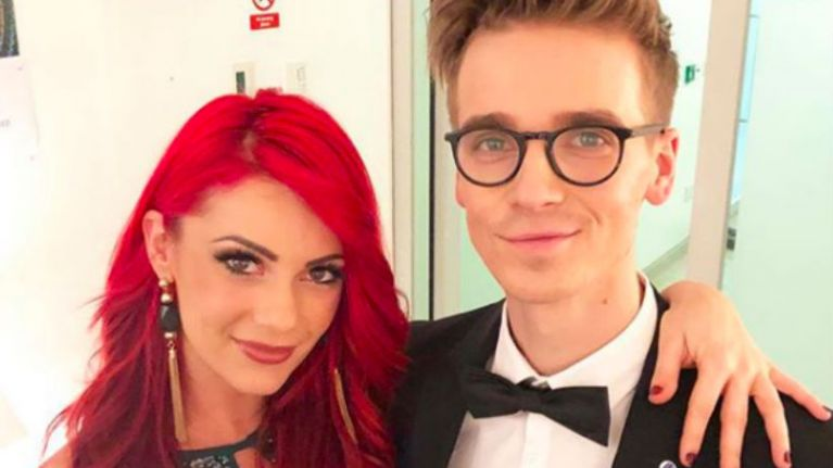 Dianne Buswell just went BLONDE, and it actually really suits her