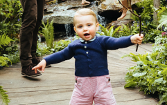 Prince Louis is set to make his first official appearance on the royal balcony
