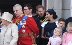 Lip reader reveals what Harry actually said to Meghan in the clip of him 'scolding' her