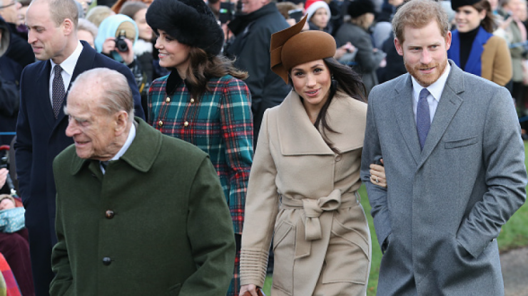 Prince Philip made a harsh remark about Meghan Markle before her marriage to Harry