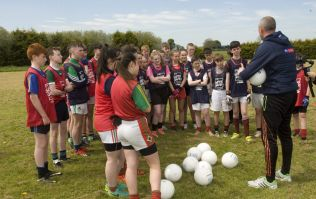 Kieran Donaghy is on a mission to keep Gaelic Games alive among teenagers
