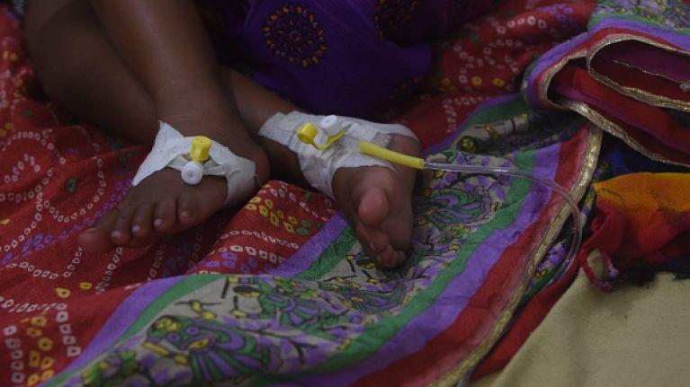 Over 100 children dead in Indian city as outbreak of brain disease spreads