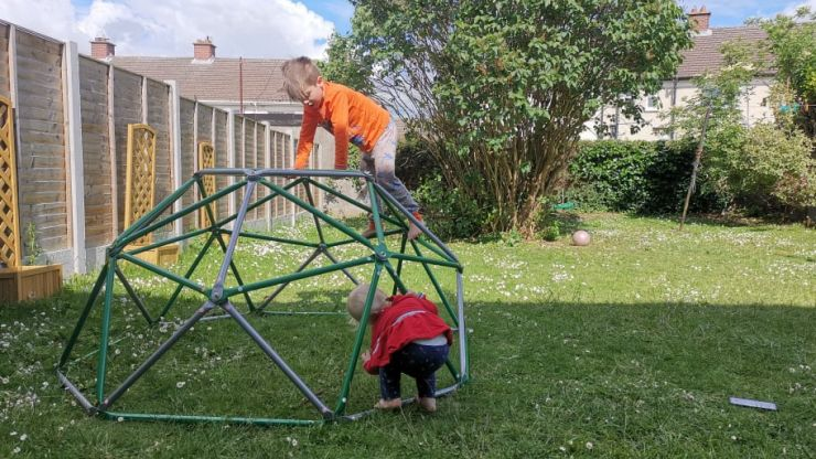 Raising risk-taking kids in a world that tells me I should bubble wrap them