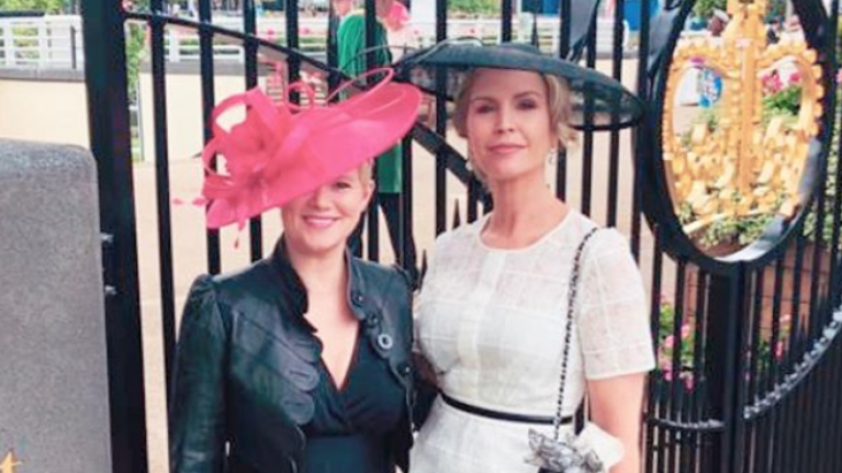 Cecelia Ahern, Yvonne Connolly and Imelda May all looked stunning at Royal Ascot