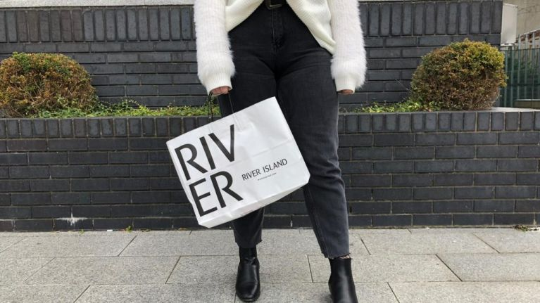 The River Island dress that you'll buy now and wear for the rest of the year