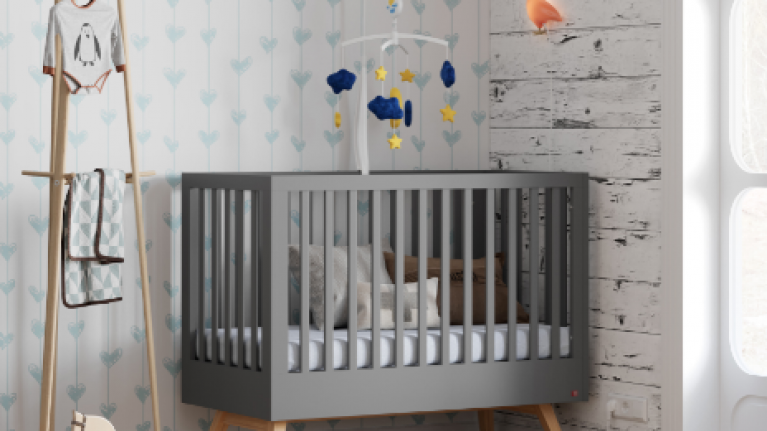 Nine Scandi style tips that will help you create the perfect gender neutral nursery