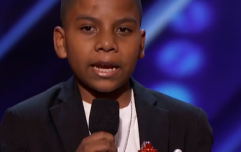 11-year-old cancer survivor overcomes his bullies to get Simon Cowell's attention