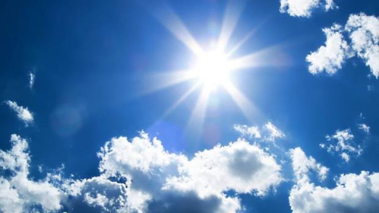 Met Eireann says that temperatures are set to soar to 27 degrees this week