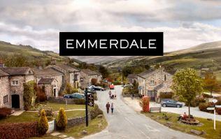 Shock for Emmerdale next week as newborn baby's remains found in school