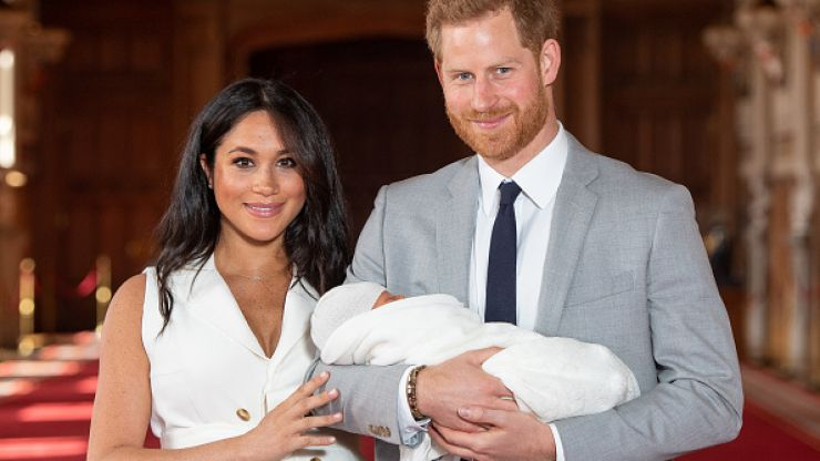 Royal expert on who Meghan and Prince Harry 'certainly' chose as one of Archie's godmothers