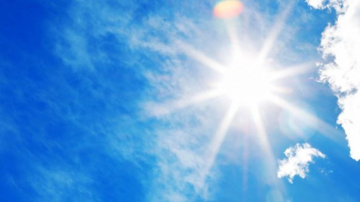 Met Eireann says the weather this weekend is set to be stunning, and we're SO happy