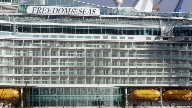 Toddler dies falling from cruise ship after grandfather 'dangled' her out of window