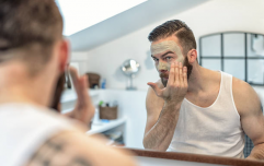 Seven out of ten men admit to stealing their other half's skincare products