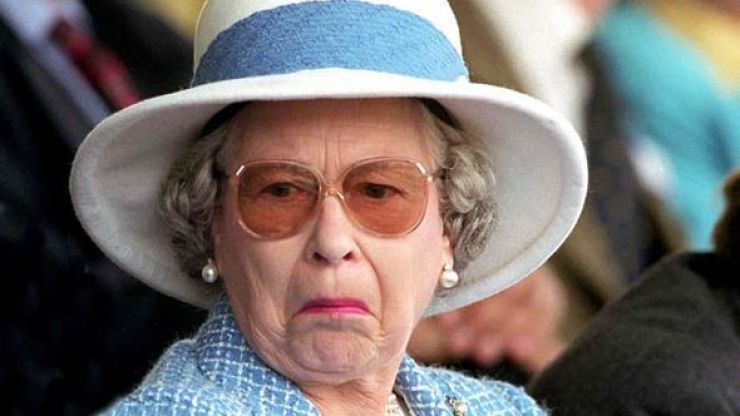 This is the one (and only) non-royal allowed to call the Queen by her first name