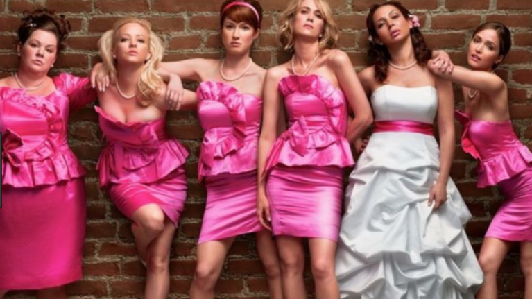 Bridesmaids is now on Netflix and it's the perfect excuse for a night in