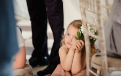 Mums debate about brides not wanting children at their weddings