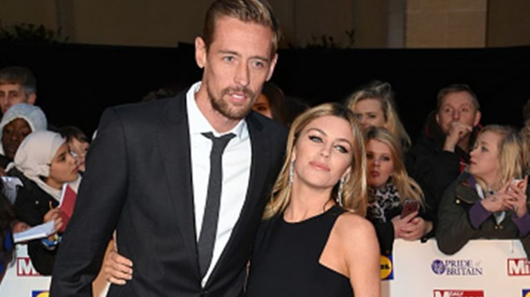 Abbey Clancy has revealed her newborn son's name, and it's just perfect