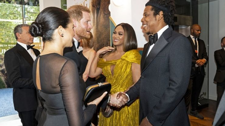 Beyoncé's nickname for Meghan Markle is actually just perfect