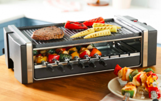 Aldi is selling a 3in1 reversible BBQ grill and summer just got a lot hotter