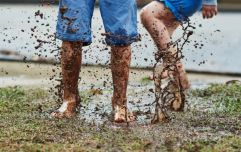 Outdoor play: There is life-long health benefits in letting your kids get dirty
