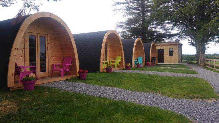 Why Glamping Party Mayo is on my list of places to visit with the kids this summer
