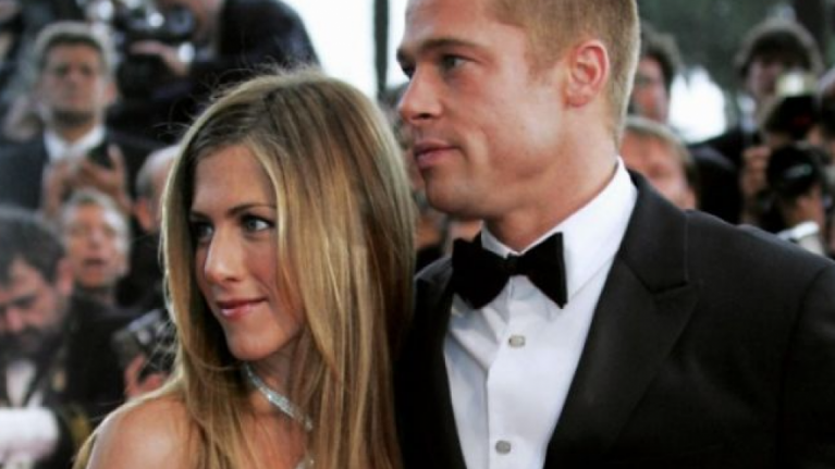 Jennifer Aniston and Brad Pitt reportedly holidayed together in Rome