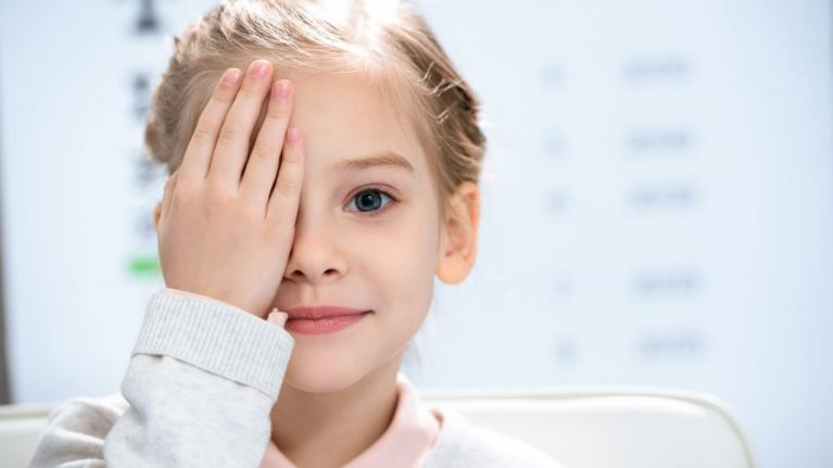 Ask the optometrist : the signs to look out for that mean your child needs glasses