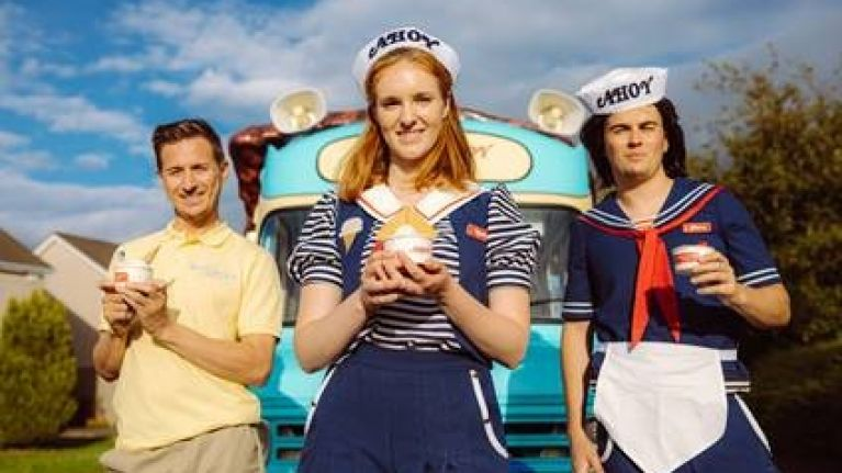 Stranger Things 'SCOOPS AHOY' coming to Ireland with lots of free ice cream
