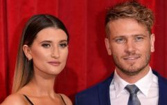 Emmerdale's Charley Webb confirms she's begun maternity leave