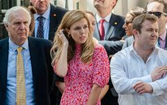 Boris Johnson's girlfriend Carrie Symonds's €138 dress sells out within hours