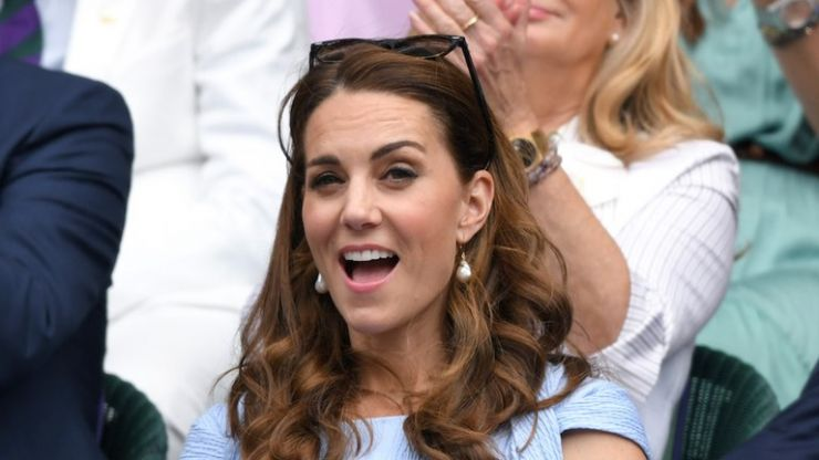 Kensington Palace issues a statement on claims Kate Middleton had Botox