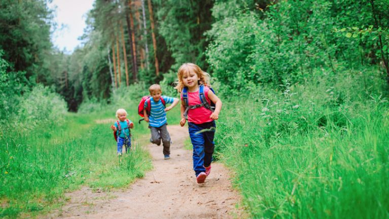 Time to mix things up - 5 ways to make getting active with the kids more fun