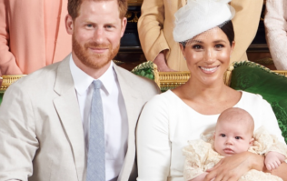 Prince Harry just shared the sweetest post about Meghan on her birthday
