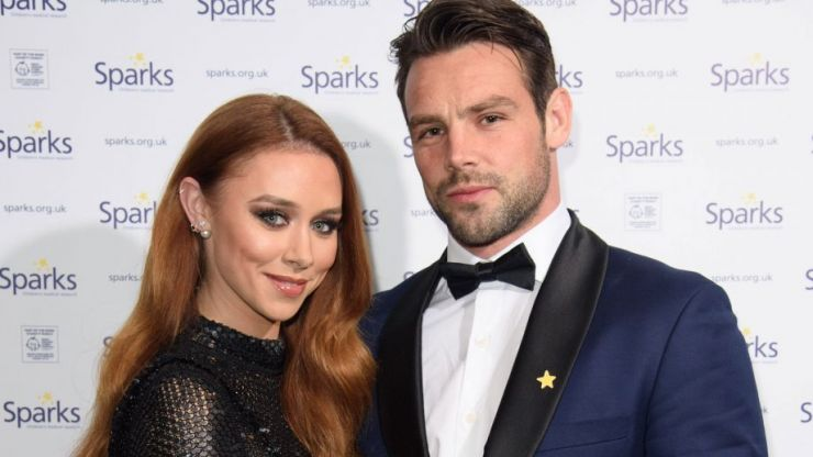 'A pretty special day' Ben Foden has just gone Instagram official with his new girlfriend