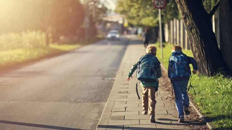 Boys being active is crucial to their mental well being, study finds