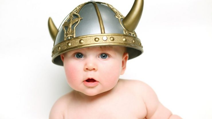 15 fierce and fabulous Viking inspired baby names perfect for any little warrior