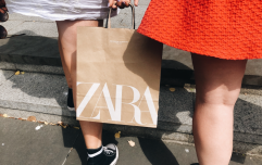 The €16 Zara top that comes in three colours is our bargain of the week