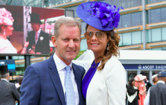 Jeremy Kyle reveals he and fiancée Vicky Burton are expecting a child together