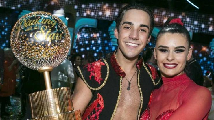 RTÉ's Dancing With The Stars has just announced three live shows
