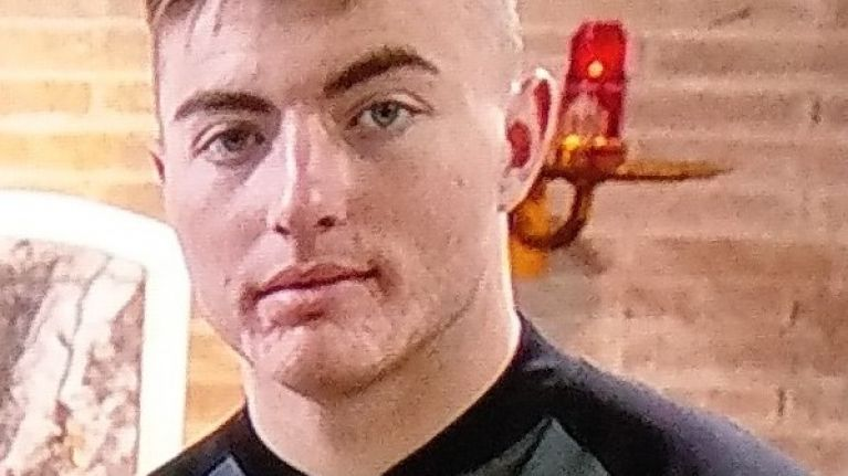Gardaí are seeking help in tracing the whereabouts of Dylan Gavigan Kinsella