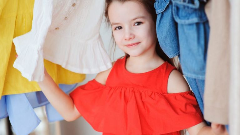 Sustainable Fashion is running a swap shop for parents and kids