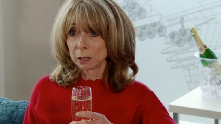 Corrie confirms Gail Rodwell's fate after her exit this summer
