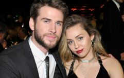 Liam Hemsworth has officially filed for divorce from Miley Cyrus