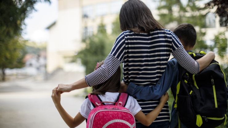 Some parents are being given staggered school start times for their children