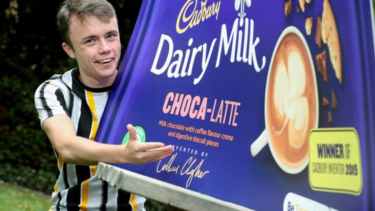 The results for The Cadbury Great Inventor competition are in and we have an Irish winner!