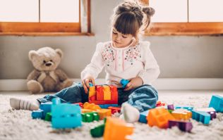 The clever hack to FINALLY stop your kids from leaving toys on the floor (it works like a charm)