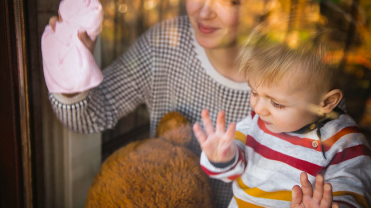 Positive parenting: 3 easy chores that your toddler can help out with