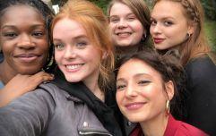 Principal photography for Netflix'sFate: The Winx Sagahas begun in Ireland