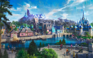 Disneyland to build new themed area solely dedicated to Frozen